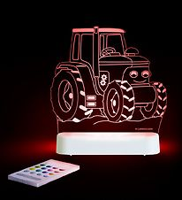 Aloka Night Lamp - Sleepy Lights - 14,5x14 - Tractor