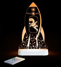 Aloka Night Lamp - Sleepy Lights - 20x11,5 - Space Rocket
