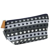 Smallstuff Toiletry Bag - Small - Blue w. Stars