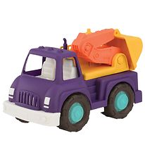 Wonder Wheels Excavator - 30 cm