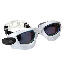 Bling2o Swim Goggles - Swim Trooper - White