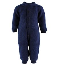Joha Jumpsuit - Wool - Navy