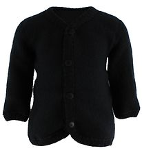 Joha Cardigan - Wool - Black