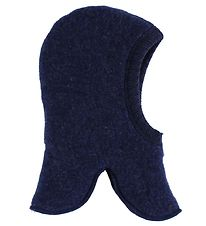 Joha Balaclava - Double Layer - Wool - Navy