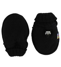 Joha Mittens - Wool - Black