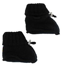 Joha Booties - Wool - Black