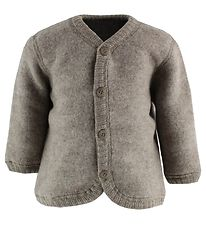 Joha Cardigan - Wool - Light Brown