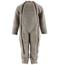 Joha Pramsuit - Wool - Light Brown