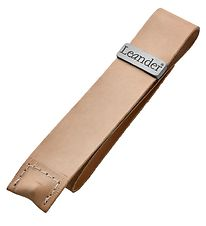 Leander Strap for Safety Bars - Leather - Light