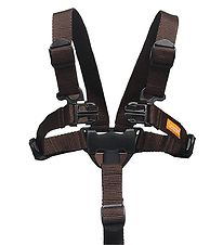 Leander Highchair Suspenders - Brown