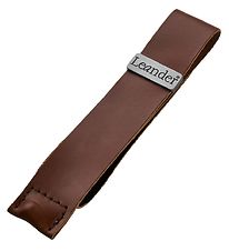 Leander Strap for Safety Bars - Leather - Dark