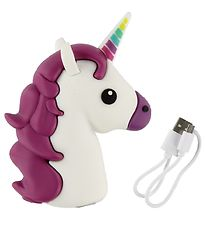 Moji Power Power Bank - Unicorn - 2600mAh