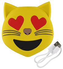Moji Power Power Bank - Love Cat - 2600mAh