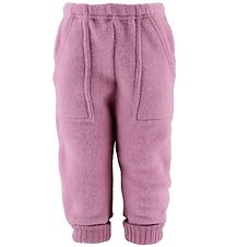 Joha Trousers - Wool - Rose