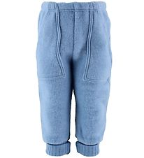 Joha Trousers - Wool - Light Blue