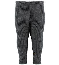 Joha Leggings - Wool - Charcoal