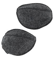 Joha Nursing Pads - Wool - Charcoal