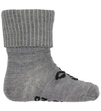 Hummel Socks - Wool - Sora - Grey Melange