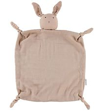 Liewood Comfort Blanket - Agnete - Dusty Rose w. Rabbit