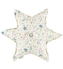 Cam Cam Cushion - Star - D48 cm - Pressed Leaves Rose