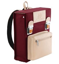 Jens Storm Kbh Preschool Backpack - Bordeaux