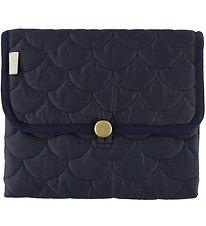 Cam Cam Changing Mat - Quilted - Navy