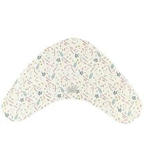 Cam Cam Nursing Pillow Case - Pressed Leaves Rose