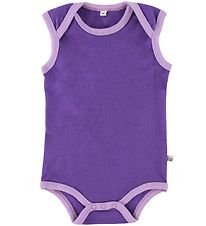 Pippi Bodysuit - Sleeveless - Purple