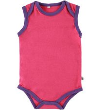 Pippi Bodysuit - Sleeveless - Pink
