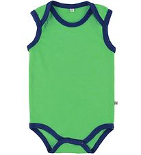 Pippi Bodysuit - Sleeveless - Green