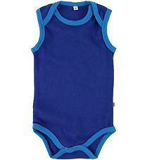 Pippi Bodysuit - Sleeveless - Blue