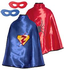 Great Pretenders Costume - Reversible Adventure - Red/Blue