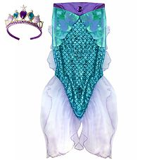 Great Pretenders Costume - Mermaid - Lilac w. Glitter