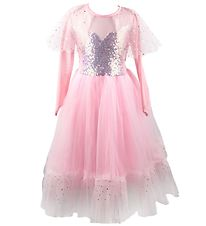 Great Pretenders Costume - Princess Dress - Rose w. Sequin