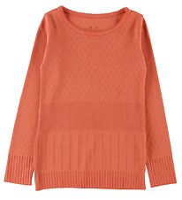 Noa Noa Miniature Blouse - Knitted - Mini Basic Doria - Apricot