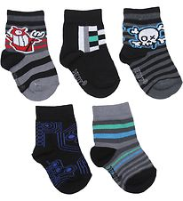 Decoy Socks - Pattern - 5-Pack - Boy