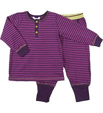 Joha Pyjama Set - Purple Striped