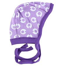 Freds World Baby Hat - Violet w. My I