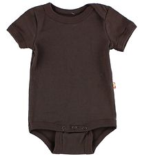 Katvig One Bodysuit - S/S - Brown