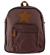 Smallstuff Preschool Backpack - Dark Pink w. Star