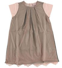 Noa Noa Miniature Dress - Rose w. Tulle/Lace