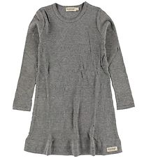 MarMar Night Gown - Grey Melange