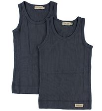 MarMar Undershirt - 2-Pack - Navy