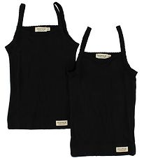 MarMar Undershirt - 2-Pack - Black