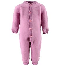 Joha Pramsuit - Wool - Rose