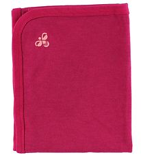 Hummel Blanket - 80x80 - HMLWooL - Dark Rose