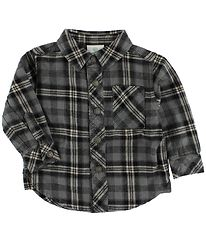 En Fant Shirt - Grey Check
