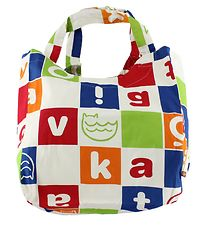 Katvig Beach Bag - Multicolour w. Logo