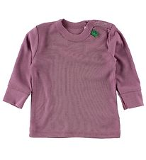 Freds World Blouse - Wool - Dark Rose