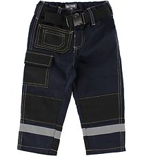 Me Too Cargo Work Trousers - Navy/Black